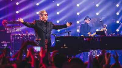 "Elton John avertizeaza ca muzicienii care vor sustine turnee in Europa s-ar putea confrunta cu o ""catastrofa"""
