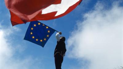 Elvetia ar putea restrictiona accesul muncitorilor romani