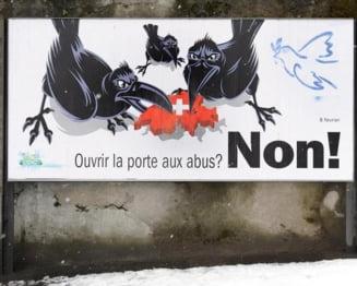 Elvetia nu mai vrea imigranti si cutremura UE - Ce masuri poate lua Romania