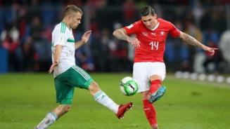 Elvetia se califica la Cupa Mondiala dupa un gol decis de arbitrul roman Ovidiu Hategan