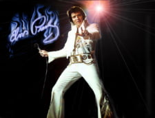 Elvis Presley, comemorat la Graceland (Video)