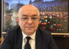 """Emil Boc: """"Premierul a transmis primarilor ca au sustinerea guvernului pentru a lua masuri de vaccinare la nivel local"""""""