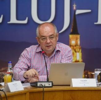 Emil Boc: Codul Administrativ trebuia promovat prin Parlament. Ordonanta e neconstitutionala