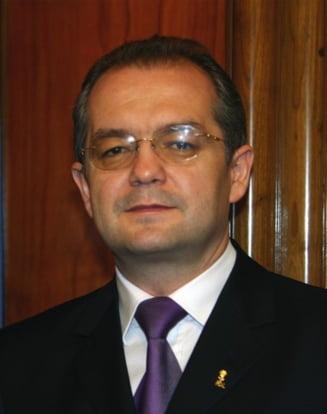 Emil Boc: Din punct de vedere al banilor, ma consider fericit