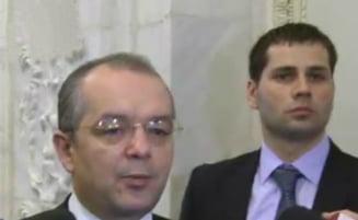 Emil Boc: Motiunea nu va fi votata, va spune unul care a scapat de 10 ori
