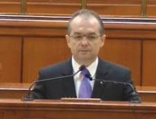 Emil Boc: Opozitia propune solutii pamfletare