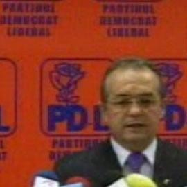 Emil Boc: Parlamentul a permis ca unii sa fie deasupra legii