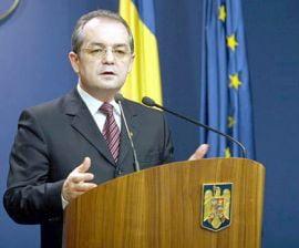 Emil Boc: Proiectul Legii salarizarii unice va fi finalizat pana la 14 august