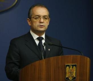 Emil Boc, chemat la Cotroceni de Traian Basescu
