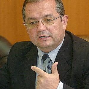 Emil Boc, despre Blaga: Suntem prieteni si colegi