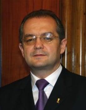 Emil Boc a discutat cu delegatia FMI la Palatul Victoria