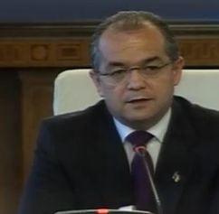 Emil Boc discuta cu Traian Basescu despre noul ministru al Muncii