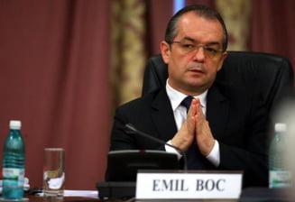 Emil Boc i-a convocat la guvern pe Gheorghe Ialomitianu si Ritli Ladislau