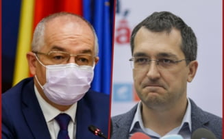 """Emil Boc il ataca pe Vlad Voiculescu pe tema finantarii centrelor de vaccinare: """"Ar insemna sa luam bani de la crese, de la bursele pentru elevi, de la sanatate, de la spitale"""""""