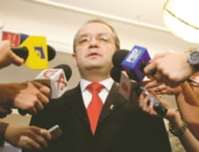 Emil Boc inainte de votarea motiunii: Nu am emotii
