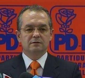 Emil Boc le-a prezentat deputatilor democrat-liberali proiectul de buget pe 2012