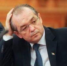 Emil Boc participa la inmormantarea Elenei Basescu