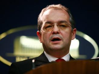 Emil Boc se intalneste sambata cu reprezentantii FMI, BM si CE (Video)