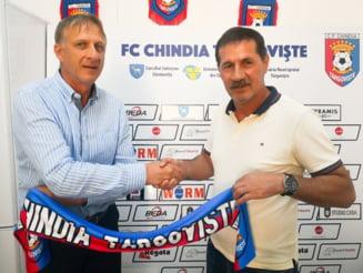 Emil Sandoi este noul antrenor de la Chindia