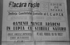 """Emil Simandan: """"Aradul a avut o presa puternica si in perioada comunista, cu accent si pe cultura, informare si educare, nu numai pe ideologia politica"""" (II)"""