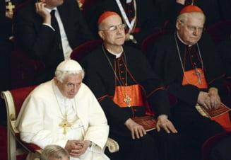 Eminentele cenusii ale scandalului de la Vatican