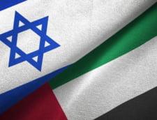 Emiratele Arabe Unite au abrogat o lege privind boicotarea Israelului, dupa ce cele doua state au anuntat normalizarea relatiilor lor