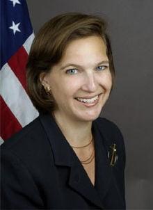 Emisarul SUA, Victoria Nuland, intalnire la ceas de seara cu seful DNA, Codruta Kovesi (Video)