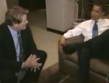 """Emisiunea """"60 minutes"""" cu Obama a batut recordurile de audienta"""