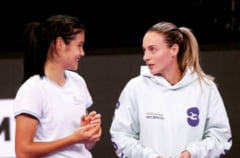 Emma Răducanu - Ana Bogdan, duel incendiar la Transylvania Open. Cu cine va juca învingătoarea în sferturi. Setul al doilea LIVETEXT