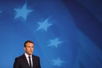 Emmanuel Macron: Franta a procedat corect atacand Siria. Folosirea armelor chimice e intolerabila