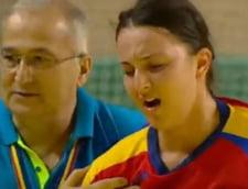 Emotii inainte de Olimpiada: O handbalista importanta a nationalei Romaniei s-a accidentat