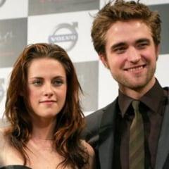 Emotii pentru Kristen Stewart: O cere sau nu Robert Pattinson de sotie?