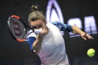 Emotii pentru Simona Halep: Risca sa coboare in clasamentul WTA
