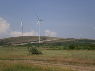 Enel Green Power a lansat primul sau parc eolian din Romania