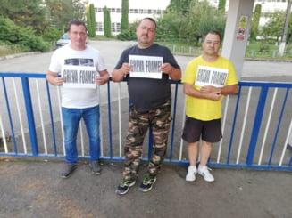 Energeticienii de la Termocentrala Mintia aflati in greva foamei au incetat protestul, dupa sase zile