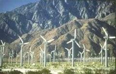 Energia eoliana in Europa, de cinci ori puterea instalata a Romaniei