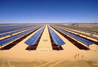 Energia regenerabila din desert va potoli setea planetei