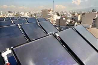 Energia solara, salvarea Greciei?