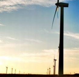 Energie eoliana in estul Romaniei
