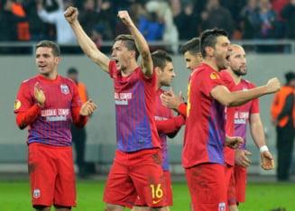 Englezii cred ca Steaua poate castiga Europa League!