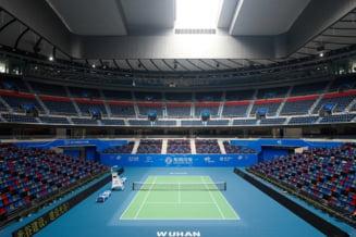 Englezii critica dur turneul de la Wuhan: E o rusine