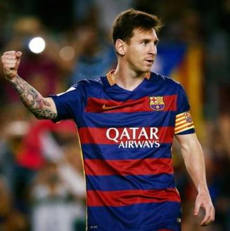 Englezii detoneaza bomba pe piata transferurilor: Sa-l luam pe Messi!