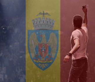 Enrique Iglesias vine in Romania - cand va fi concertul