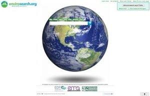Envirosearch.org, un nou motor de cautare ce finanteaza proiecte de mediu
