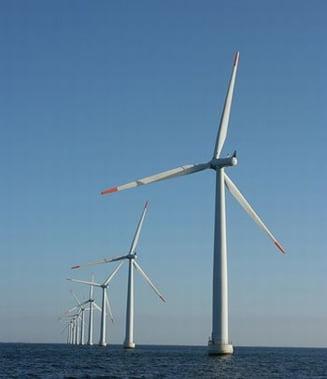 Eolica si Transelectrica au semnat un contract pentru 600 MW de energie eoliana