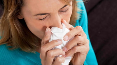 Epidemie de gripa declarata oficial in Romania: S-au dublat imbolnavirile intr-o saptamana, 18 oameni au murit