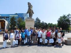 """Erasmus+: Proiectul """"Pe urmele imparatilor romani"""" a ajuns la final"""