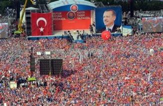 Erdogan: A fost datoria mea sa curat piata Taksim