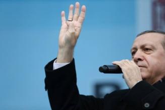 Erdogan: Decizia lui Trump privind Ierusalimul pune lumea intr-un cerc de foc