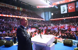 Erdogan: UE este alianta cruciatilor care ne minte!